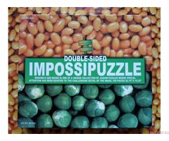 B.V. Leisure:  Impossipuzzle Double-Sided: Beans and Sprouts \ фасоль и брюссельская капуста