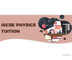 Online IGCSE Physics Tutor | IGCSE Physics Tutor-Baccalaureate Classes