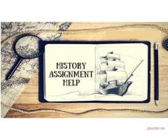 Available 10% Off on History Assignment | Assured Quality Work